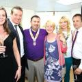 Sarah Stamp, Paul Scott, Barry Thomas, Lesley Thomas, Emma Williams and David Messenger