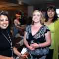 Ragini Champaneri, Nicola Franklin and Ram Kaur (Leicester De Montfort Ladies Circle)