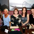 Sarah Stovold, Sylvia Moulds, Tracey Benn, Ellie Dreason and Katie Holyland