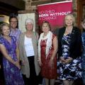 Committee of Loughborough The Wolds Branch Jill Bryan, Jane James, Steve Bryan (Treasurer), Ros Wilcock,Lydia Wright, Nicki Dalton (President), Josephine Burgess Supporter group co-ordinator