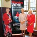 Betty Robinson, Liz Mitchell and the High Sheriff of Rutland-Trish Ruddle