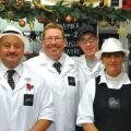 The Team at Clarke's of Queniborough