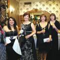 Lynn Bennett, Ragini Champaneri, Ruth Curry, Gaynor Webb, Kaye Wood & Sue Kershaw