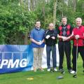 James Grant, Steve Rodgers, Adam Brown and Adrian Parker