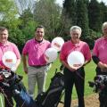 David Williams, Lydon Matthews, Brian Childs and Andy Buttfield