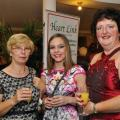 Anne Bullock, Katie Bullock and Karen Dilks