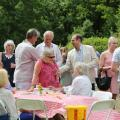 Garden Party in Newtown Linford Raises £4000 for LOROS