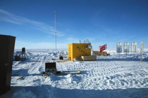 International team establishes observatory in Antarctica