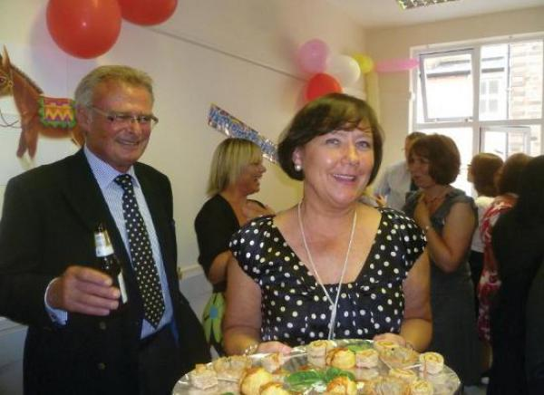 Wilson Browne's Leicester office celebrated 10 years