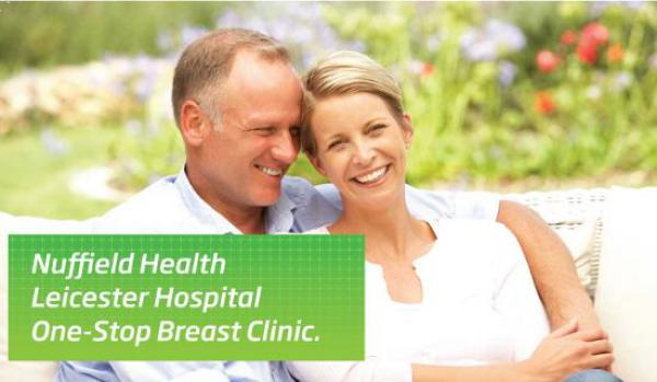 Nuffield Health Leicester Hospital welcomes one-stop breast service