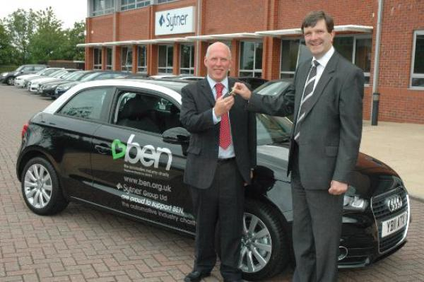 Sytner helps BEN go that extra mile