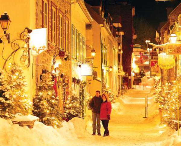 Québec here, snow is a way of life each season has its own style
