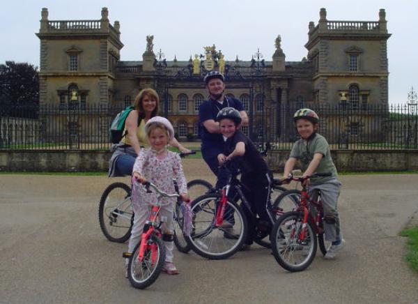 Family Cycle Challenge