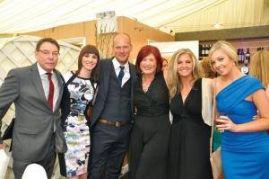 Sarah's Charity Summer Ball in Aid of Loros Held at Shearsby Bath