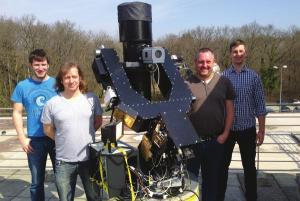 Leicester involved in New Exoplanet Hunting Telescopes