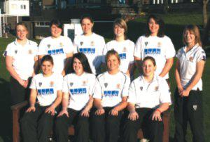 First women's University Centre of Cricket Excellence