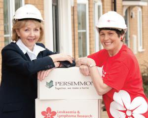 Persimmon builds on charity success