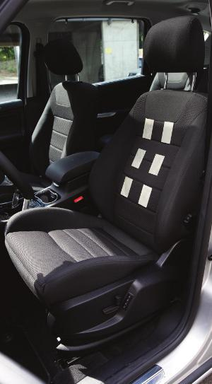 Ford develops heart rate monitoring seat