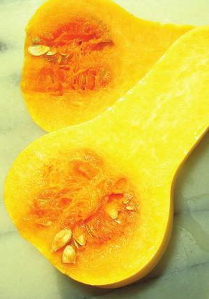 Butternut Squash, the power food