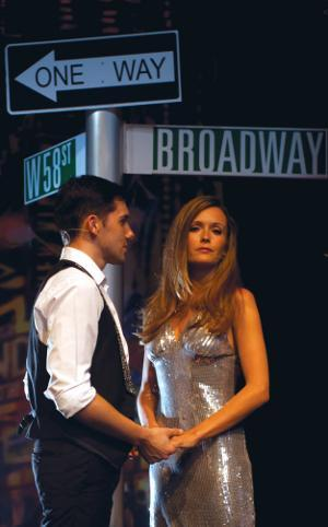 Back to Broadway a new musical