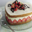 Fraisier Strawberry Cake