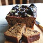 Reduced Sugar Banana & Prune Tea Bread