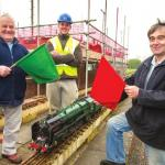 Railway Enthusiasts Chuffed With New Signal Box From David Wilson Homes
