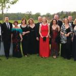 Rosie May Memorial Ball Held at Belvoir Castle