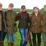Shooting Party on Target with £250,000 for Charity