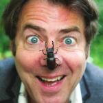 Jonathan Ross Launches National Insect Week 2014 At The Natural History Museum