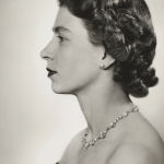 The Queen, 26 February 1952 Photograph: Dorothy Wilding. Royal Collection Trust/© William Hustler and Georgina Hustler/National Portrait Gallery, London