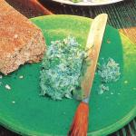 Courgette Paté with Green Herbs