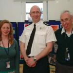 Anti social behaviour partnership event