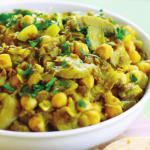 Chickpea Dhal