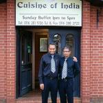 Happy 5th Birthday Cuisine of India