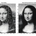 NASA beams Mona Lisa to lunar reconnaissance orbiter at the moon