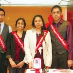 Sizzlers Raise Funds for British Heart Foundation