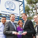 Medical Physics Team From Leicester Royal Infirmary Wins £5,000 Innovation Voucher