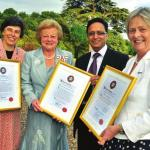 Leicestershire's new Deputy Lieutenants
