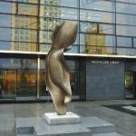 Monumental bronze sculpture unveiled at University of Leicester