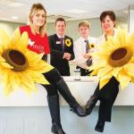 Society savers' support blooms for local hospices