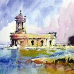 Alan Oliver, Normanton Church