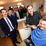 Barratt Homes Celebrates The End Of Movember By 'Shaving' Their Showhome