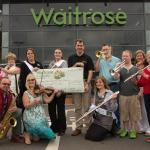 Local music charity launches sponsored Learn to Play programme