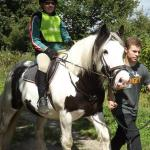 Volunteers needed, Wenlo 'RDA' Riding for the Disabled Group