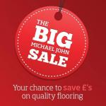 The Big Michael John Flooring Sale