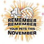 Remember your pets this November
