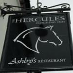 The Hercules coaching inn & Ashby restaurant